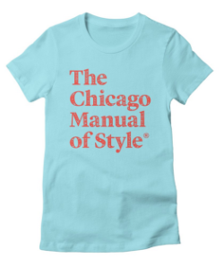 Chicago Style Merch