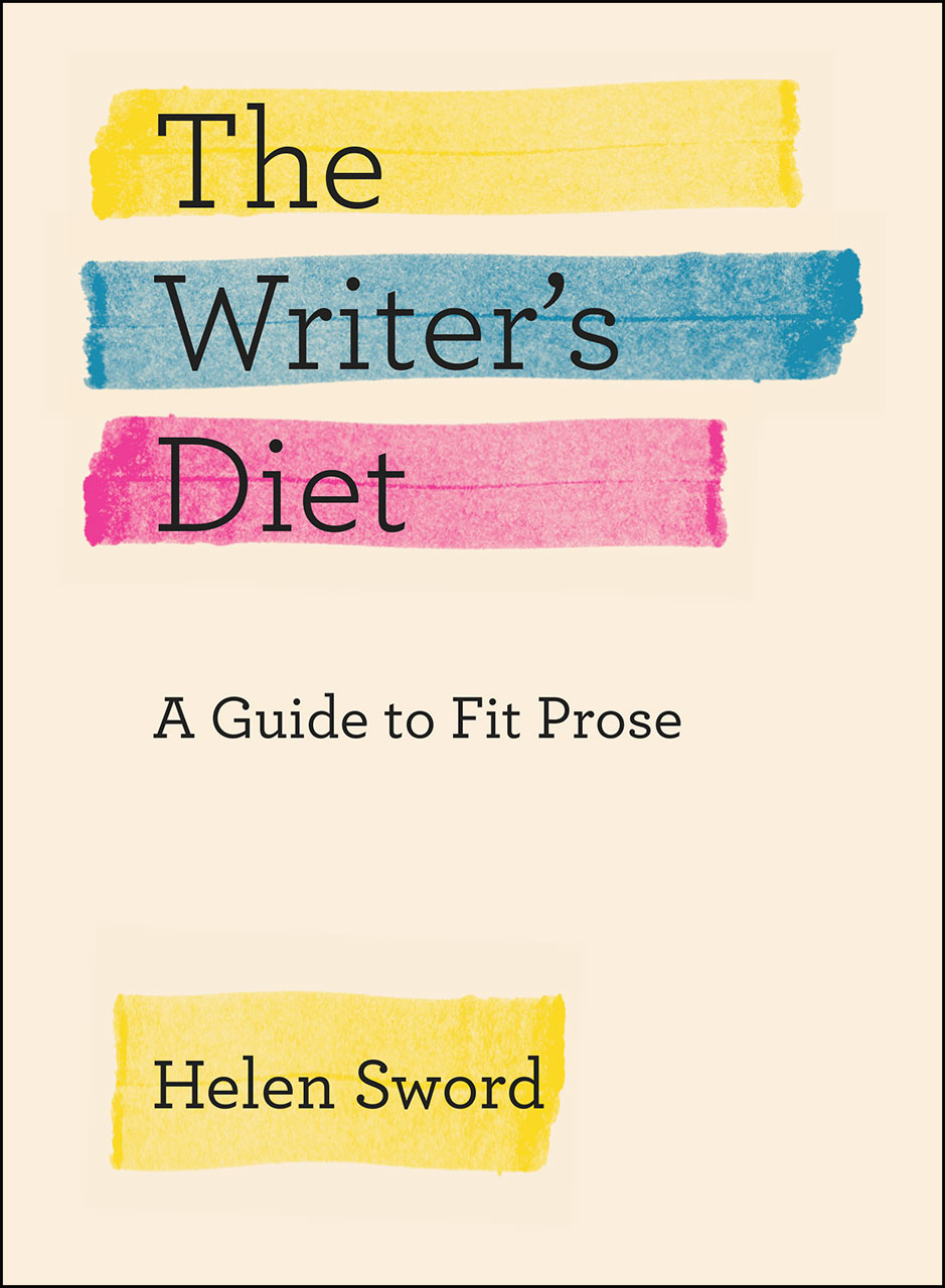 Cover for Sword, The Writer's Diet