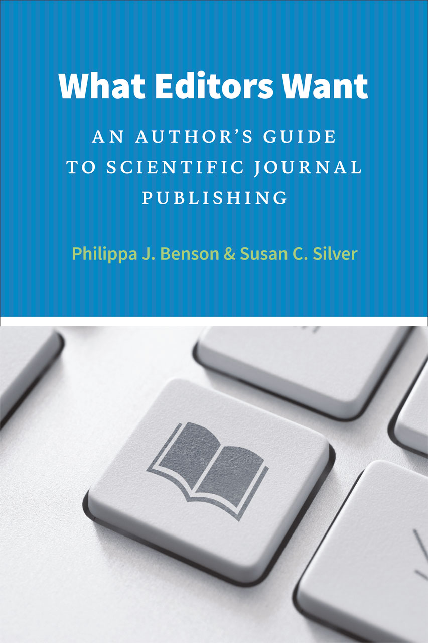 Cover image for Benson and Silver, What Editors Want