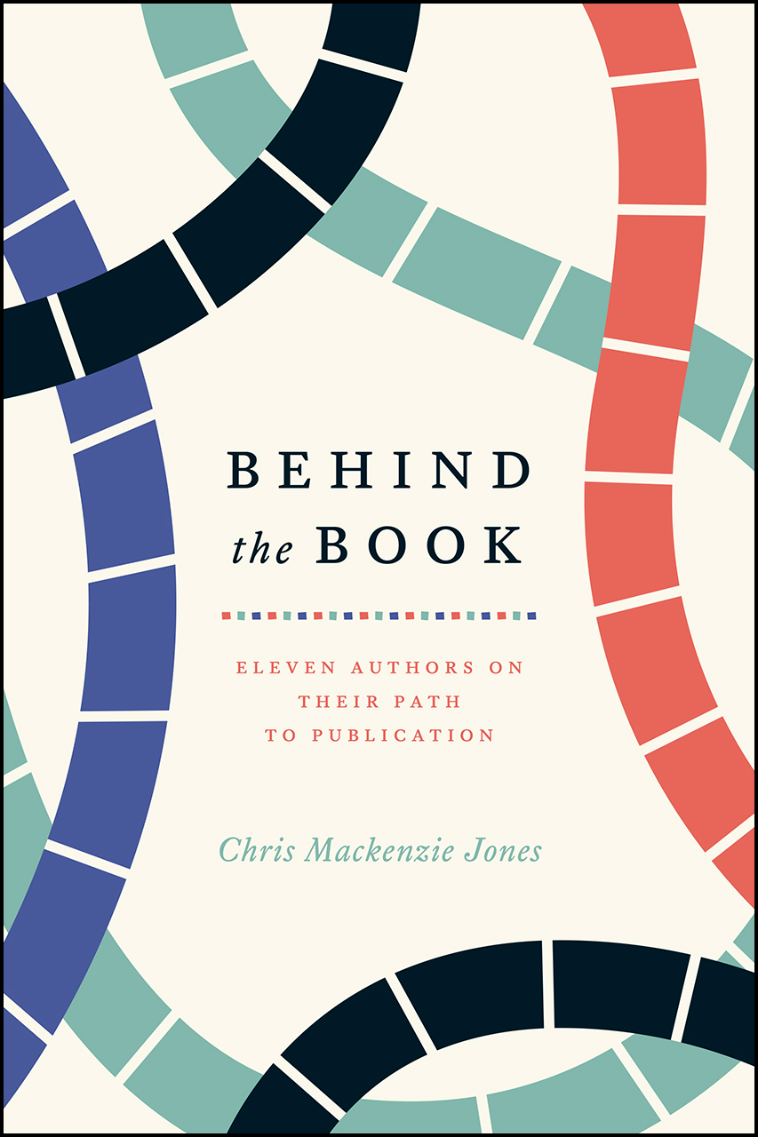 Cover image for Jones, Behind the Book