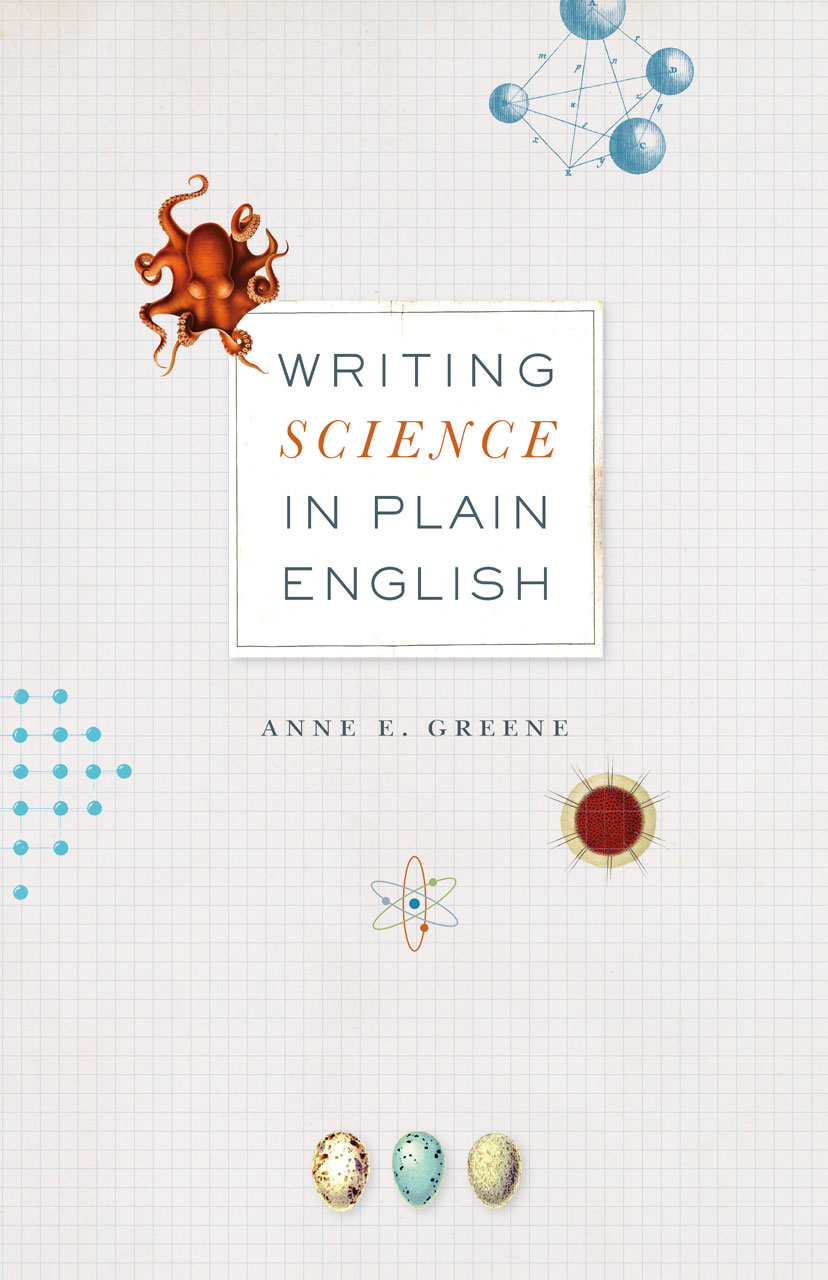 Cover image for Greene, Writing Science in Plain English