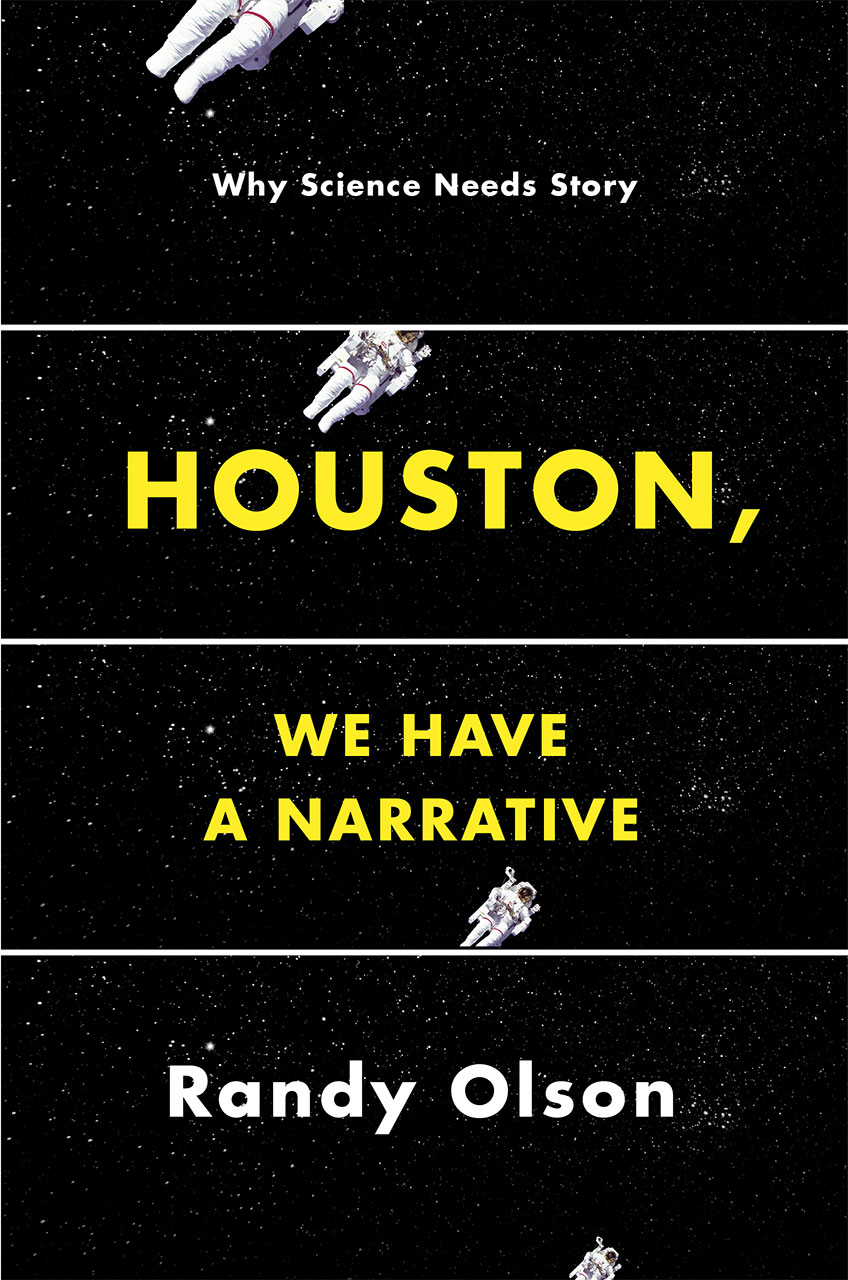 Cover image for Olson, Houston, We Have a Narrative