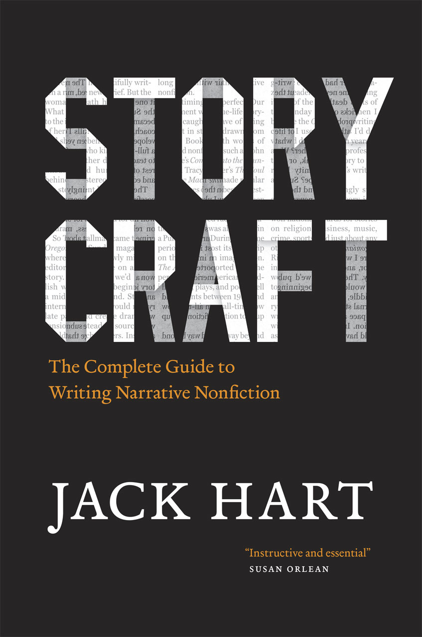 Book cover for Jack Hart, Storycraft